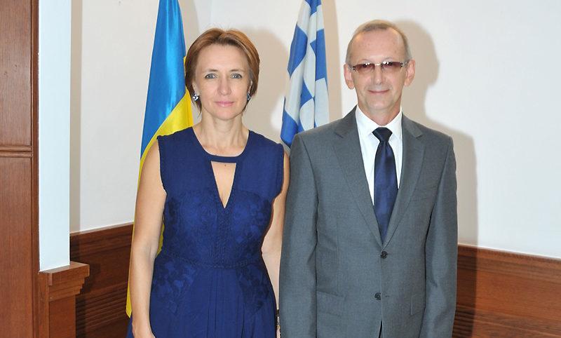Ukraine celebrates the 26th Anniversary of Independence