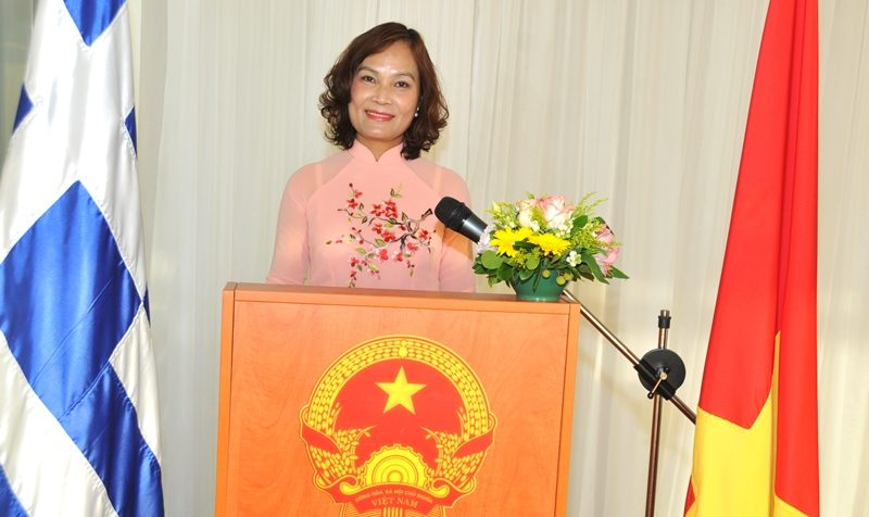 Viet Nam marks 72nd Anniversary with a fine reception
