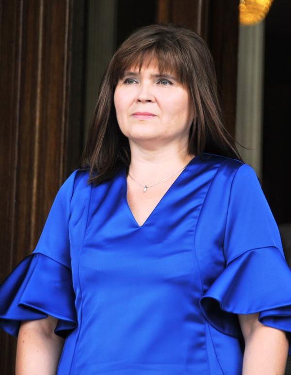 Ambassador of the Slovak Republic, Iveta Hricová