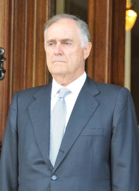 Ambassador of the Kingdom of Spain, Enrique Viguera