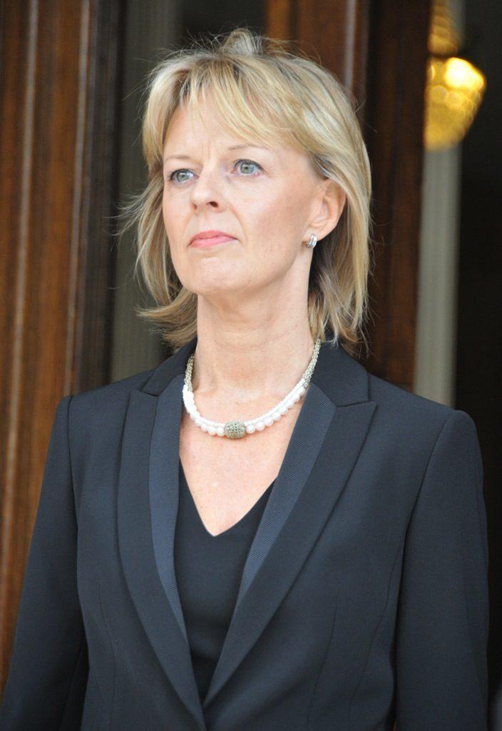Ambassador of the Kingdom of Sweden, Charlotte Sammelin