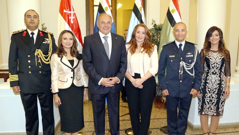 The Arab Republic of Egypt marks Armed Forces Day
