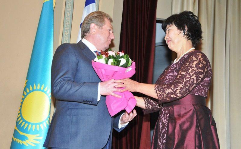 25th Anniversary of the Diplomatic Service of Kazakhstan & Kazakh-Greek Relations