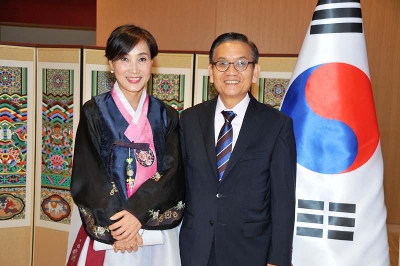 Korea marks National Foundation Day in Athens