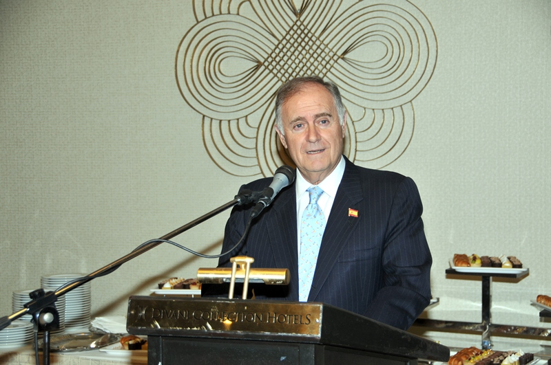 The National Day of Spain marked with a fine reception