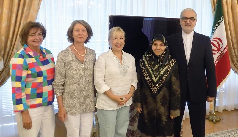 WIC 'Meet My Country' Iran