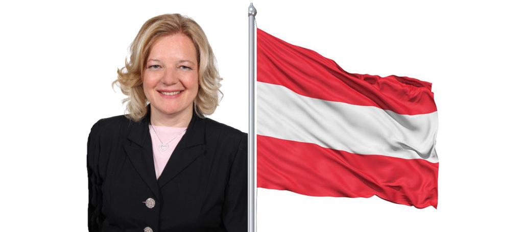 Interview with H.E. the Ambassador of the Republic of Austria, Andrea Ikić-Böhm