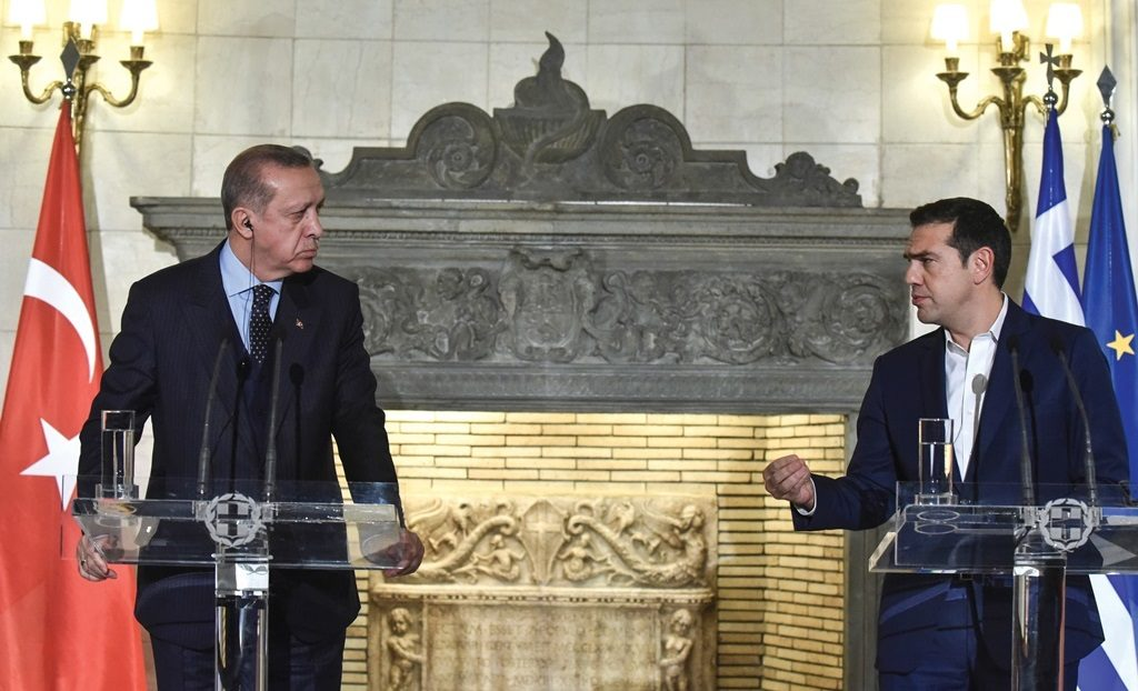 President of Turkey pays landmark State Visit to Greece