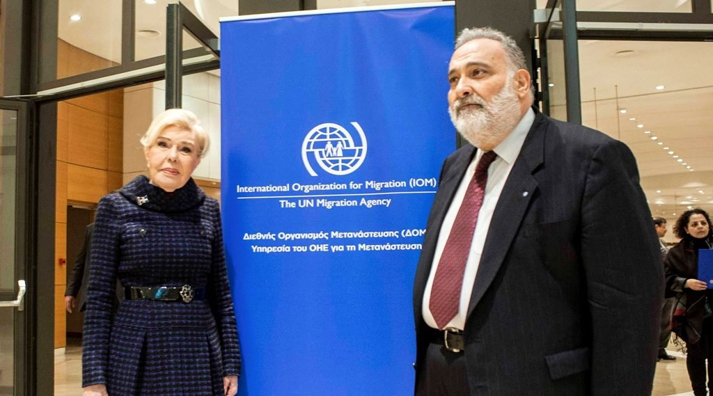 Daniel Esdras: 30 years with the International Organization for Migration