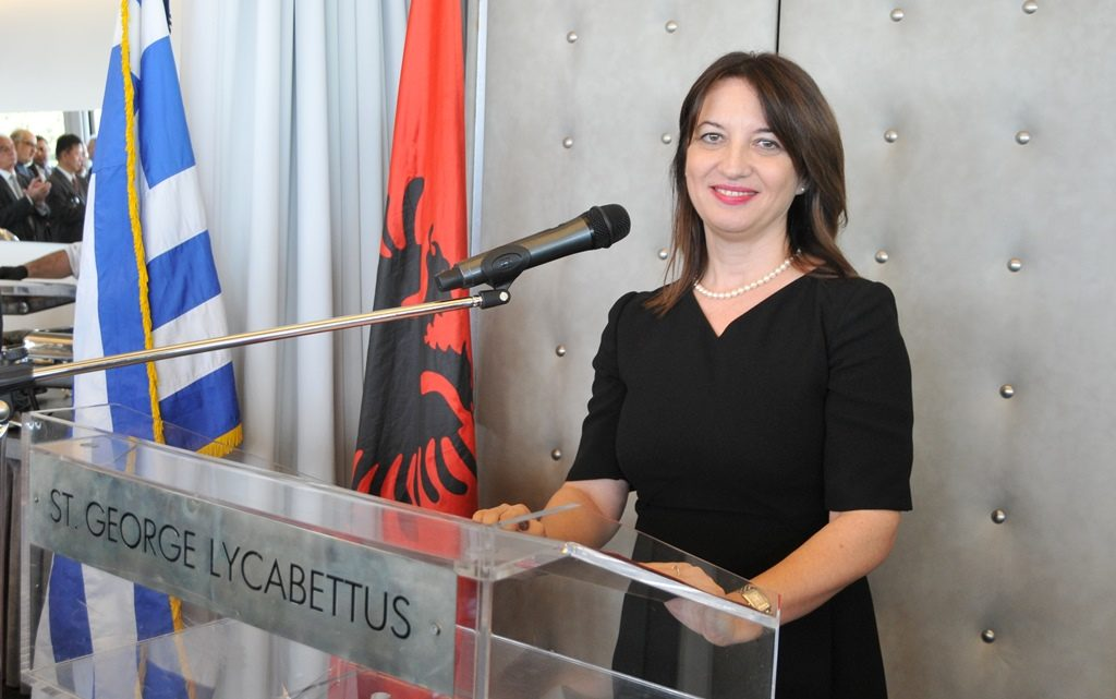 Warm reception marks the National Day of Albania
