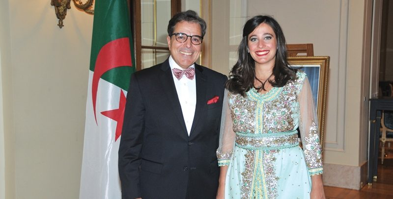 Large reception commemorates the National Day of Algeria in Greece
