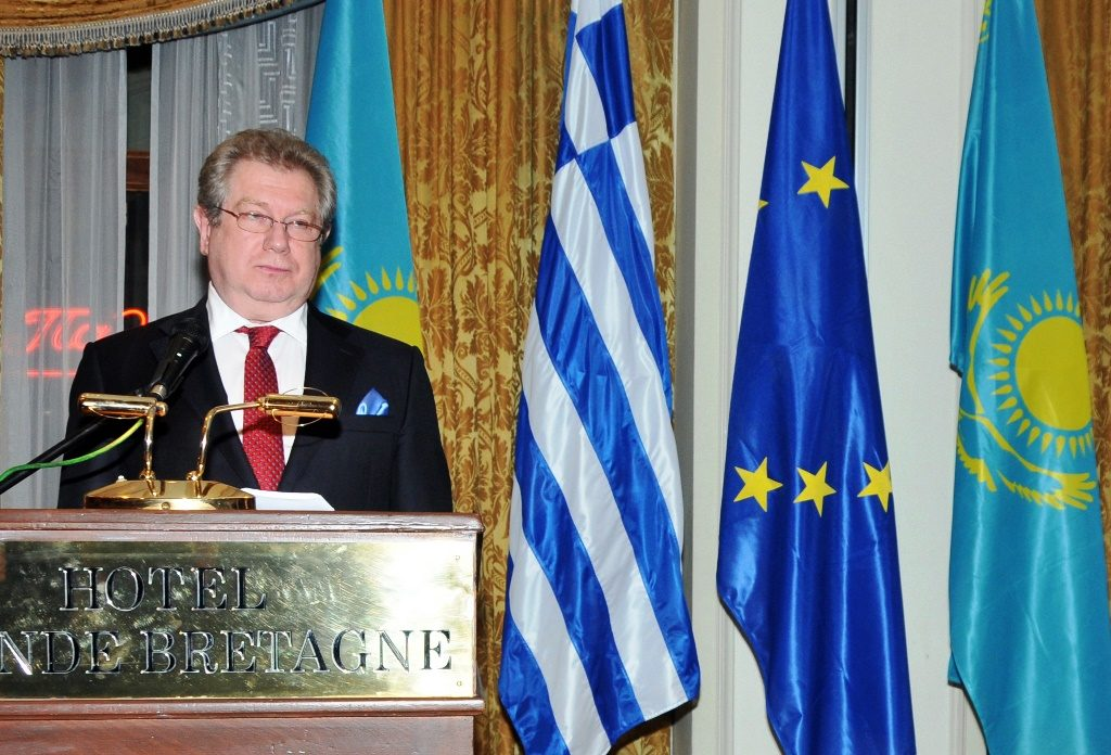 Independence Day of Kazakhstan & the 25th Anniversary of Diplomatic Relations