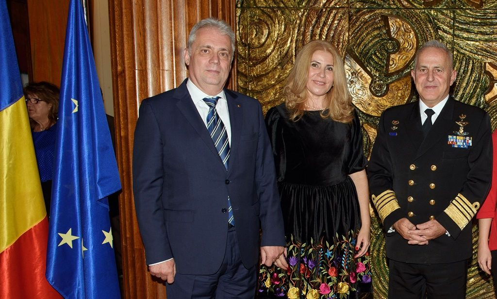 Grand celebration for the National Day of Romania