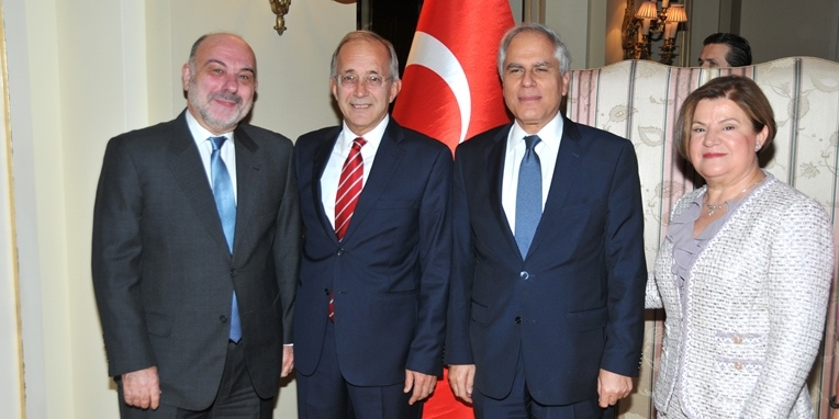 Reception for the 94th Republic Day of Turkey held in Athens