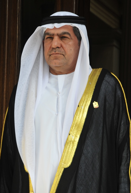 Ambassador of the United Arab Emirates, Mohamed Meer Abdalla Yousif Alraeesi