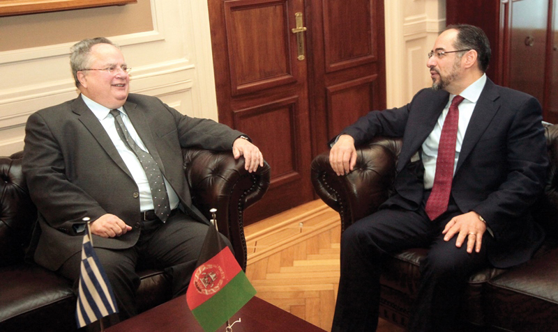 Afghanistan Foreign Minister opens first ever Embassy in Greece – Interview with the Chargé d'Affaires