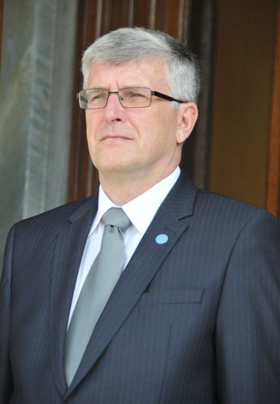 Ambassador of the Republic of Estonia, Priit Pallum