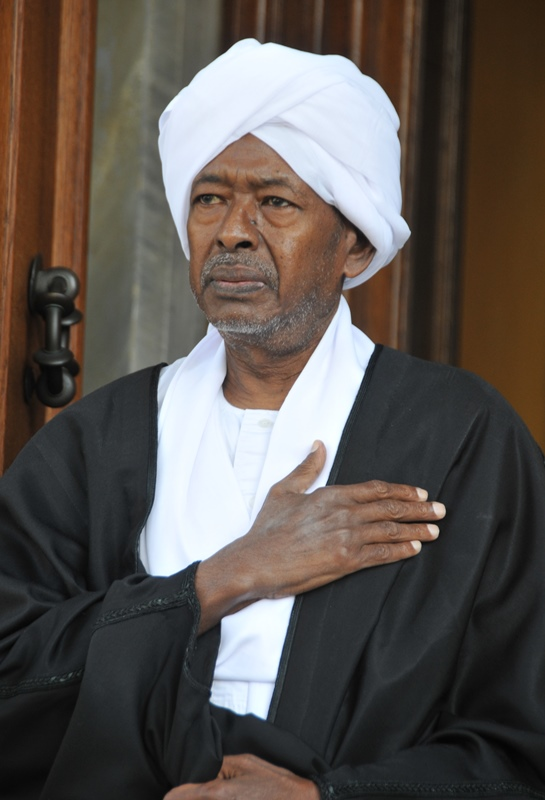 Ambassador of the Republic of the Sudan, Abdullah Ahmed Osman Mohamed Salih