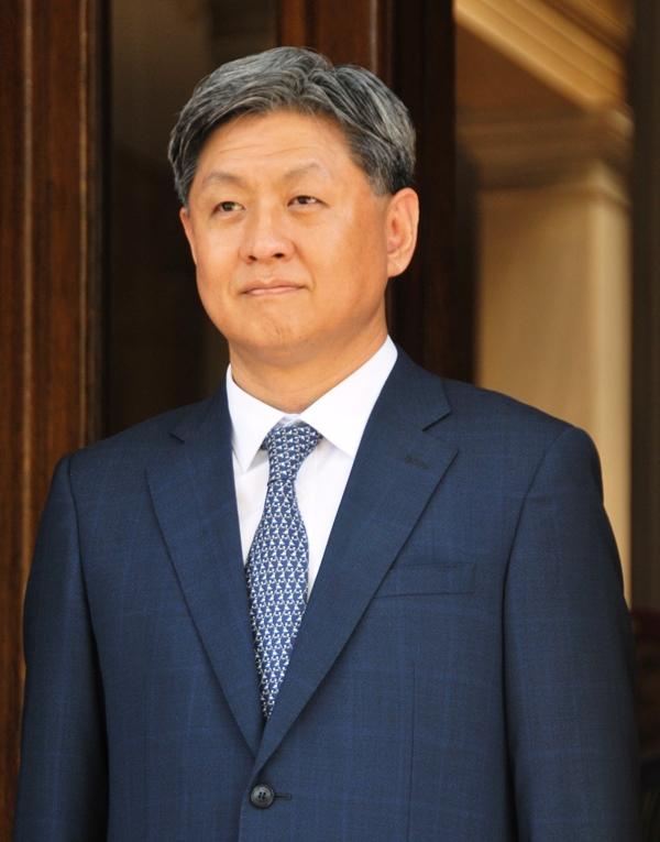 Ambassador of the Republic of Korea, LIM Soo-suk