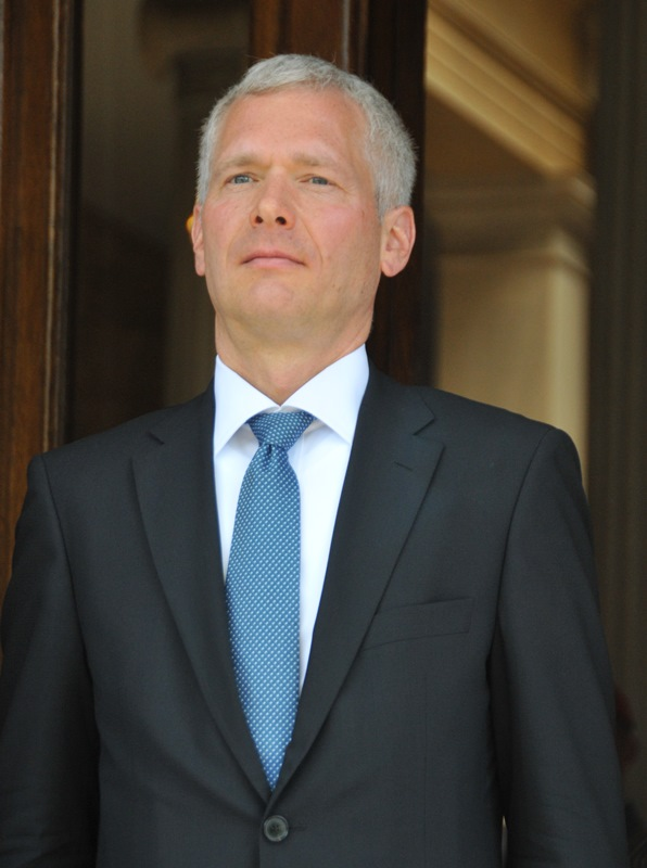Ambassador of the Swiss Confederation, Olaf Kjelsen