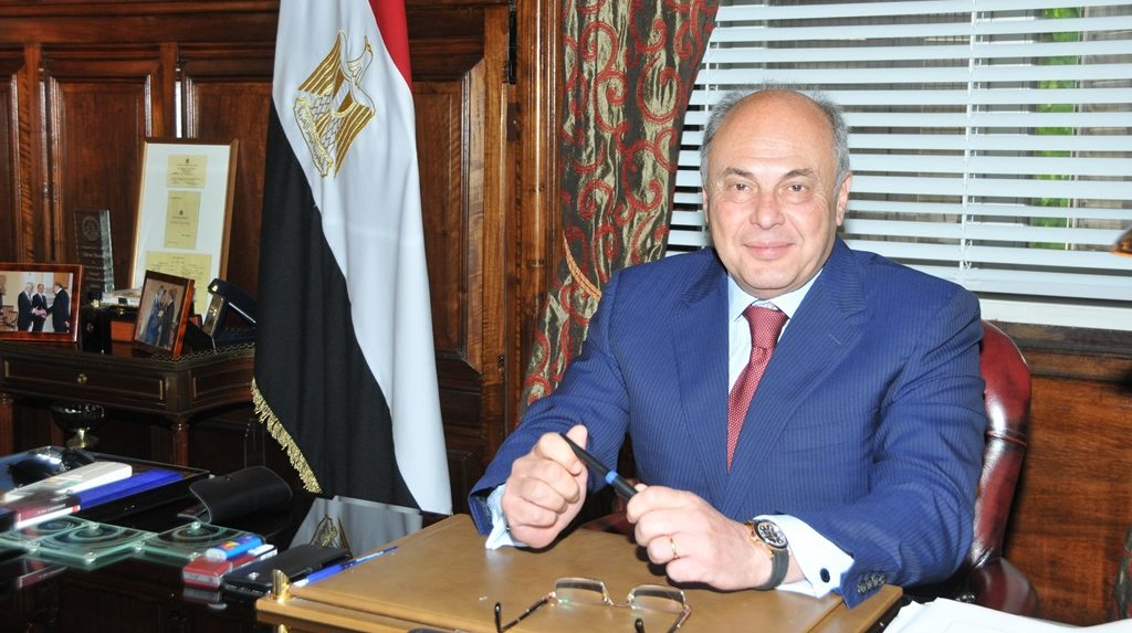 Interview with H.E. the Ambassador of the Arab Republic of Egypt, Mohamed Farid Monib