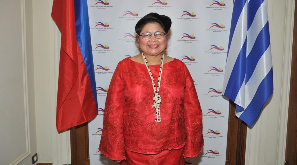 A joyous celebration: the Philippine Independence Day Reception