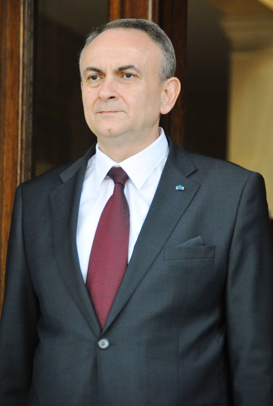 Ambassador of the Republic of Bulgaria, Valentin Poriazov