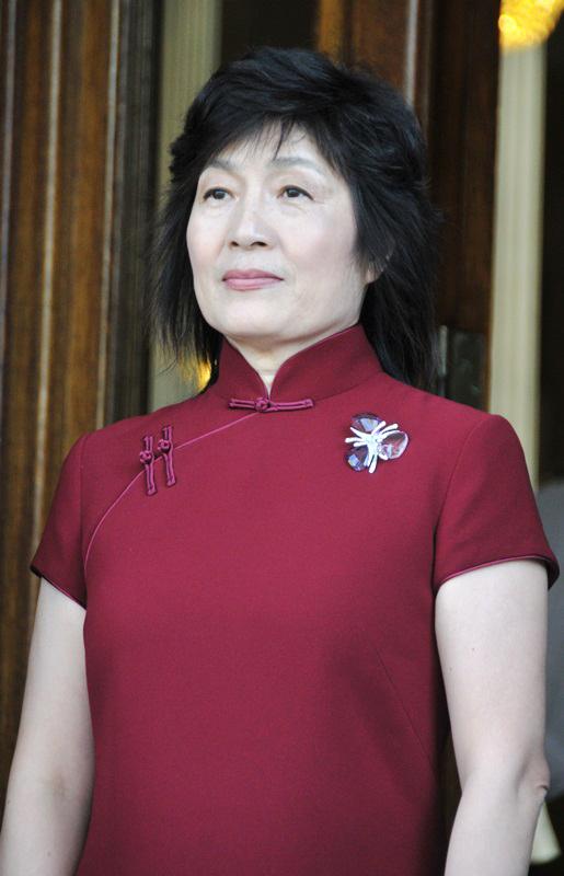 Ambassador of the People's Republic of China, Zhang Qiyue