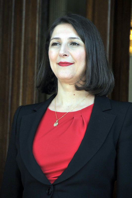 Ambassador of Montenegro, Ana Vukadinović