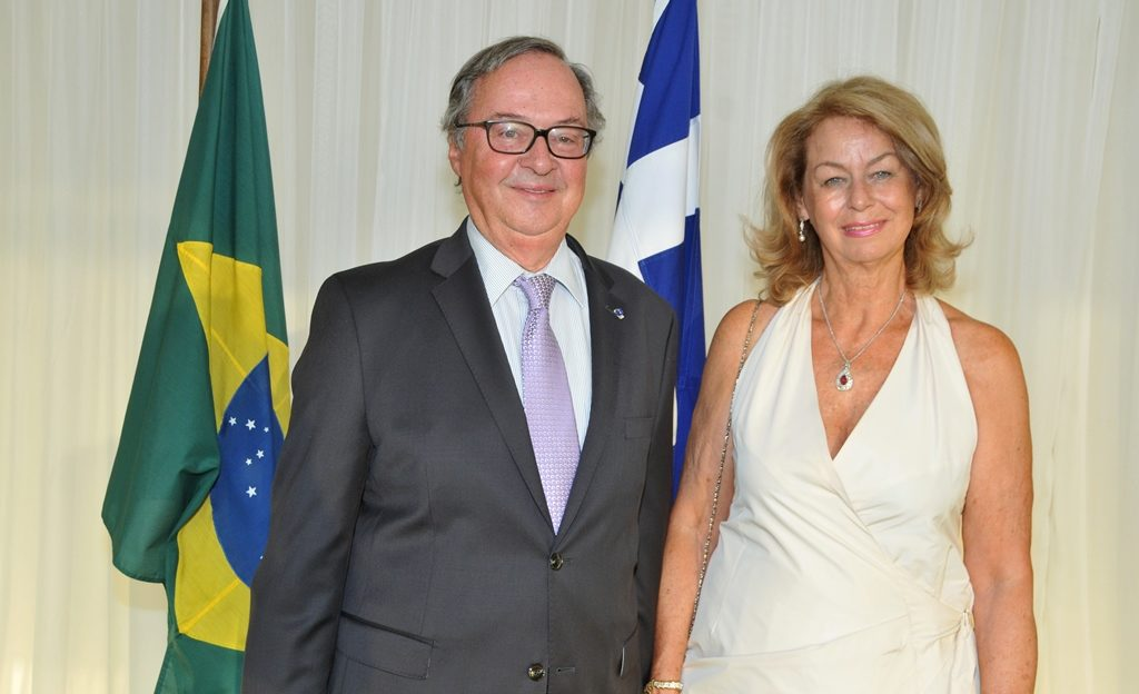 Brazil celebrates 196th Independence Day with a fine reception