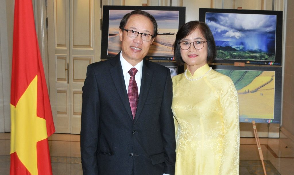Viet Nam marks 73rd Anniversary in Greece with a splendid reception