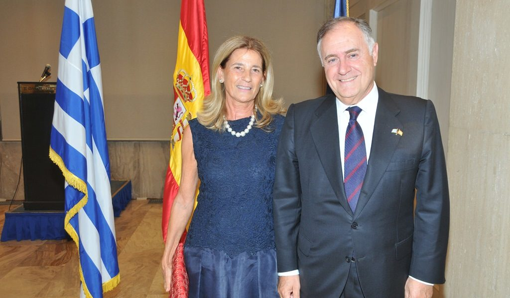 Celebrations for the National Day of Spain