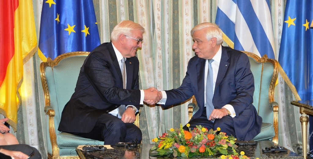 State Visit of the President of Germany to Greece