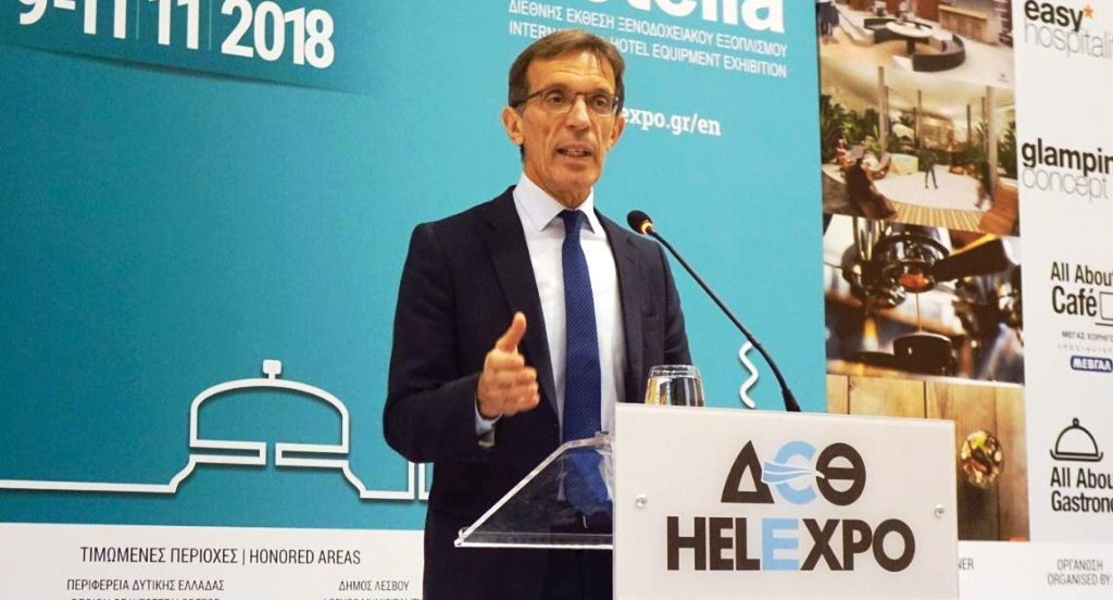 Record exhibitors in the Philoxenia and Hotelia Expos as the 'heart' of Greek tourism beats in Thessaloniki