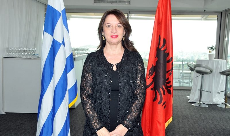 Delightful reception for the National Day of Albania