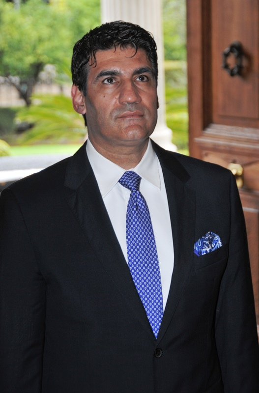 Ambassador of the Republic of Iraq, Shorsh Khalid Said