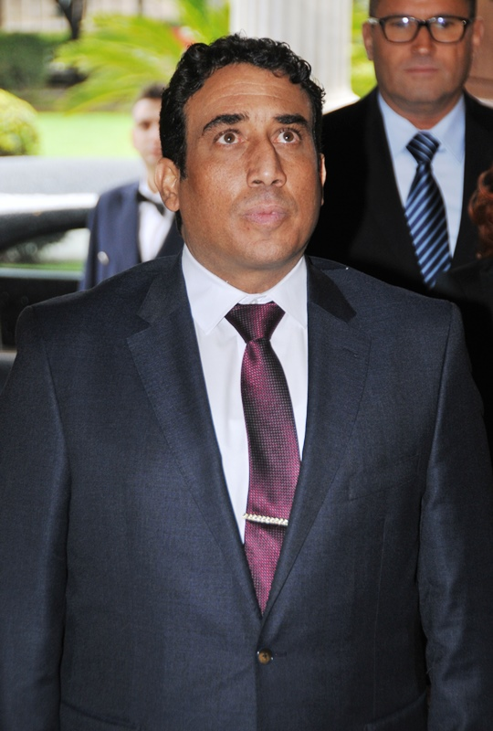 Ambassador of the State of Libya, Mohamed Younis A. B. Menfi