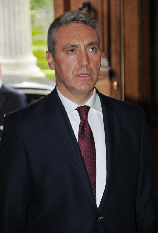 Ambassador of the Republic of Turkey, Burak Özügergin