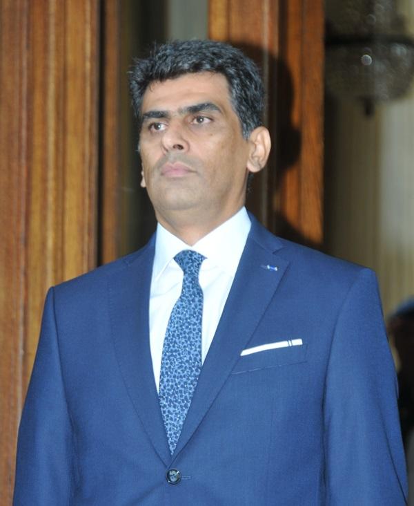 Ambassador of the Islamic Republic of Afghanistan, Mirwais Samadi