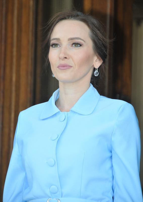 Ambassador of Bosnia and Herzegovina, Milica Ristović Krstić