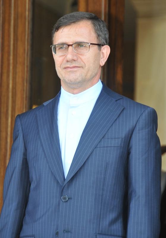 Ambassador of the Islamic Republic of Iran, Ahmad Naderi