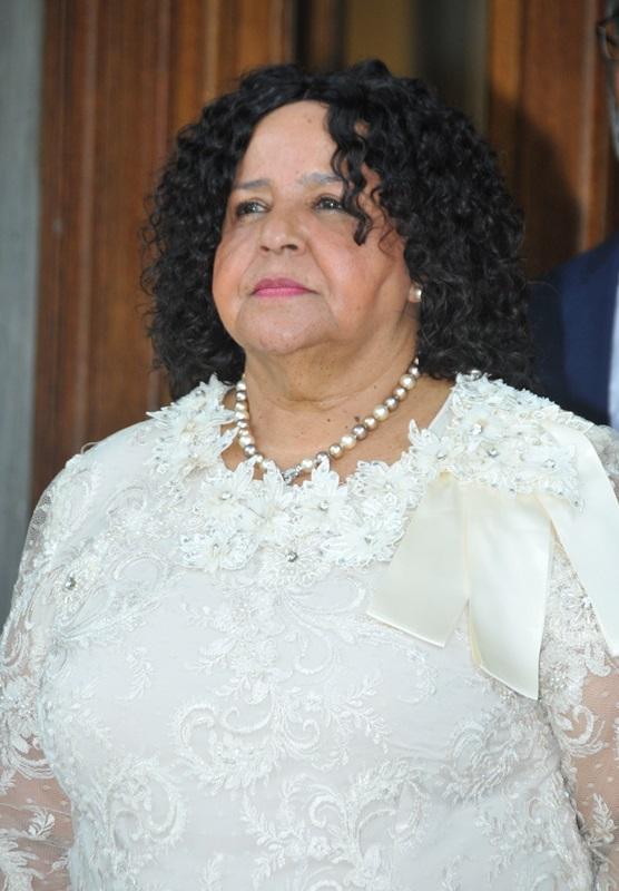 Ambassador of the Republic of South Africa, Beryl Rose Sisulu