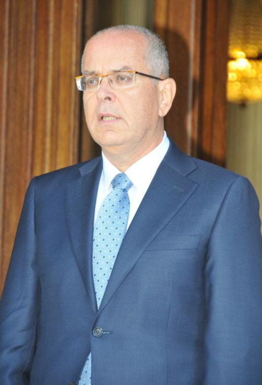 Ambassador of the State of Israel, Yossi Amrani