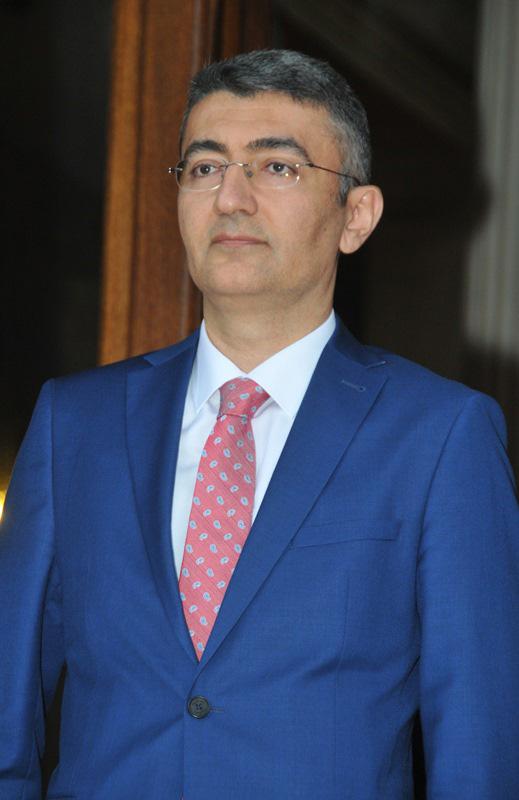 Ambassador of the Republic of Azerbaijan, Anar Huseynov