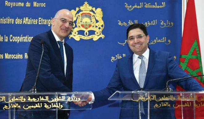 Greece and Morocco coordinate efforts to end Libyan crisis