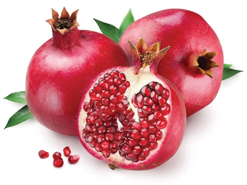Guide to Greece: The Jewel of fruits – Pomegranates