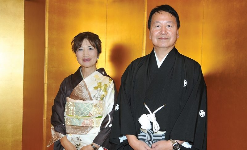 Glorious Birthday celebrations for His Majesty the Emperor of Japan