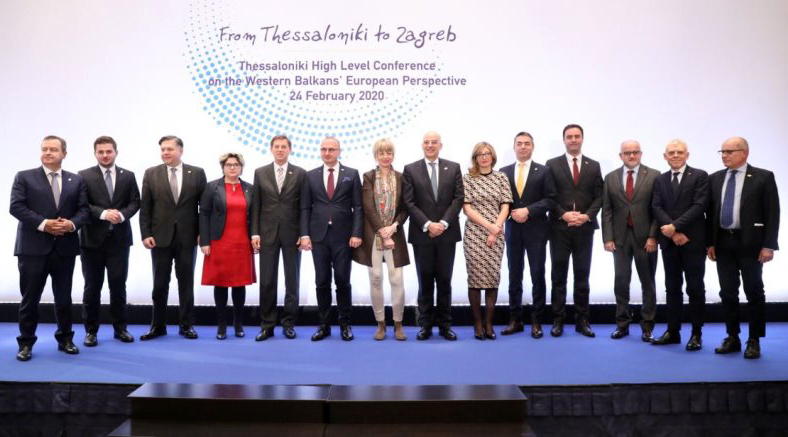 Thessaloniki High-Level Conference on the Western Balkans' European Prospect
