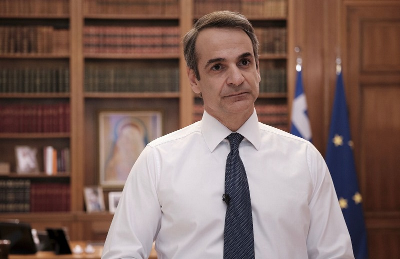 Message from Prime Minister Kyriakos Mitsotakis to citizens on the plan to phase out the restrictive measures