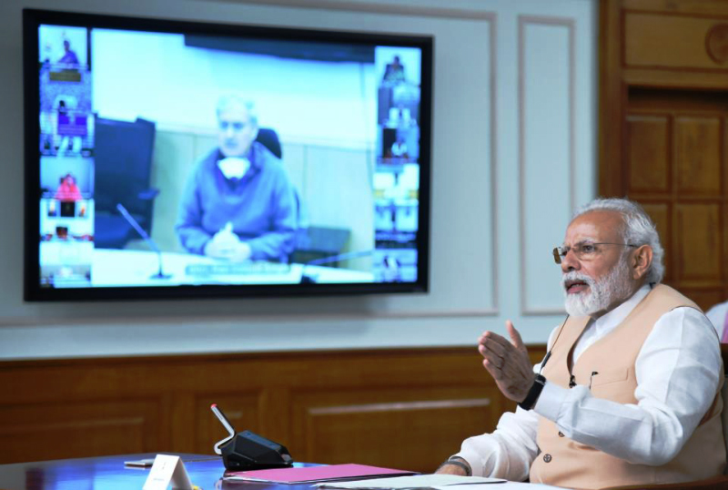 Life in the era of COVID-19 by Indian Prime Minister, Narendra Modi